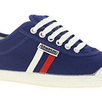 Desde 25,86 euros puedes hacerte con unas zapatillas Kawasaki 23 Retro Unisex en Amazon