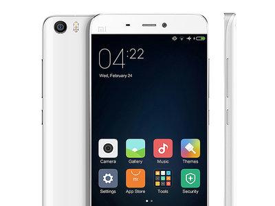¡Chollo! Xiaomi Mi5 en versión internacional por sólo 177,99 euros y envío gratis
