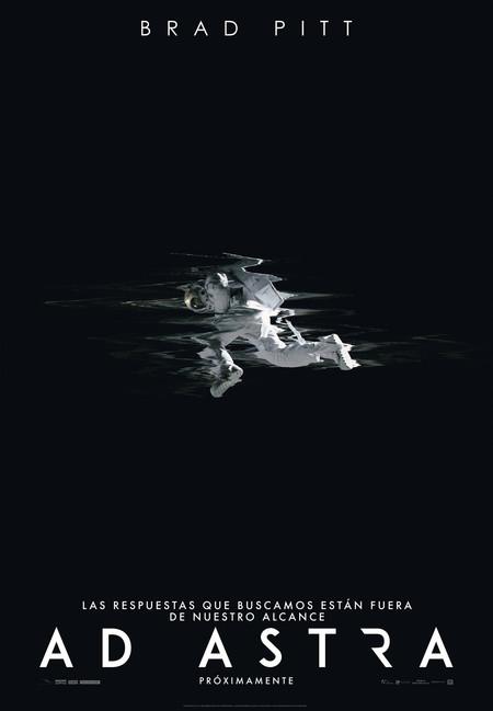 Tráiler De Ad Astra Brad Pitt Viaja Al Espacio En La Nueva Película De James Gray