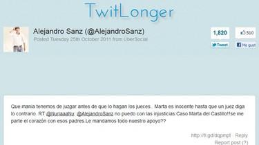 #Alejandrosanzfacts o cuando meter la gamba parece deporte olímpico