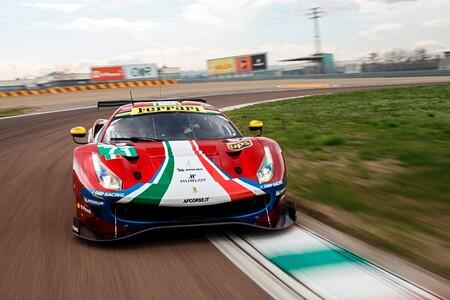 Ferrari renuncia a hacer un motor para la IndyCar: vía libre para un hiperdeportivo rampante que corra en Le Mans