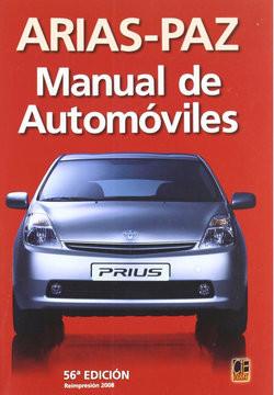 Manual de automóviles - Arias-Paz