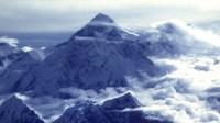 Las primeras mediciones del Everest