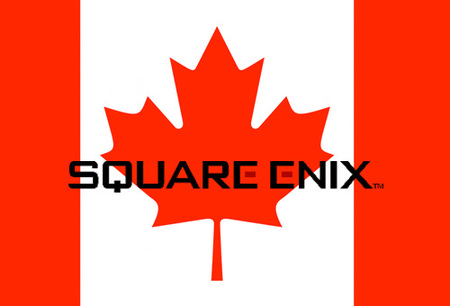 Square-Enix se apunta al desarrollo internacional y se va hasta Canadá