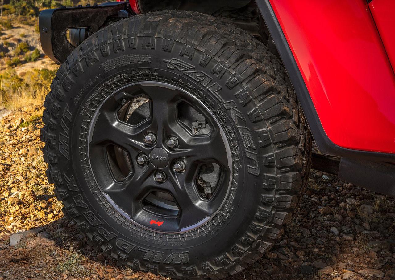 Foto de Jeep Gladiator 2020 (44/51)