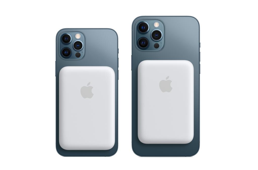 Apple lanza un Battery Pack MagSafe para los iPhone 12