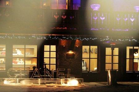 Chanel abre una boutique efímera en Courchevel 1850: esquí y moda de altura