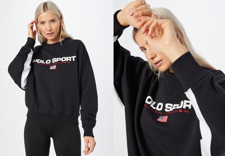 Sudadera Polo Sport