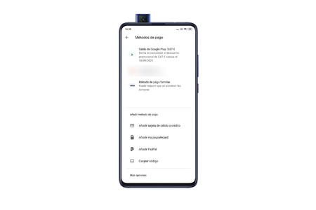 Balance Google Play