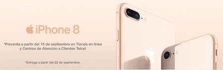 Iphone 8 Plus Mexico Telcel