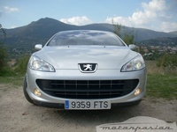 Prueba: Peugeot 407 Coupé V6 HDi (parte 2)