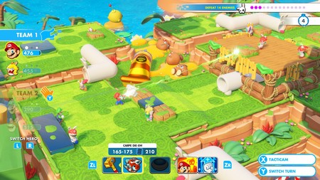 Mario Rabbids Kingdom Battle Analisis 02