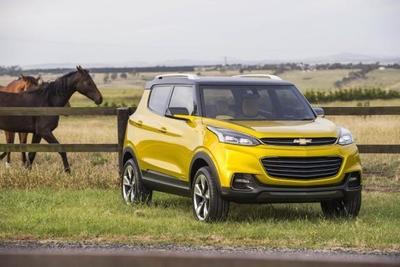 Adra Concept: ¿el nuevo crossover de Chevrolet?