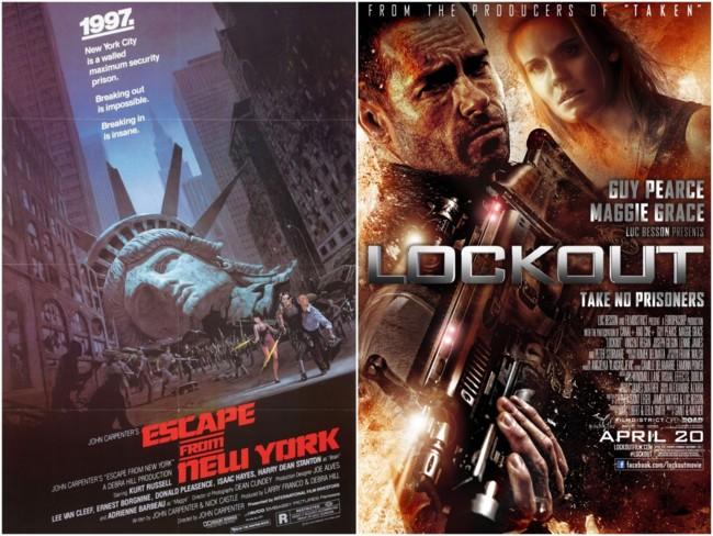 Rescate en Nueva York y MS1 (Lockout)