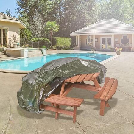 Fundas, baúles y casetas low cost para guardar a buen recaudo tus muebles de exterior todo el invierno