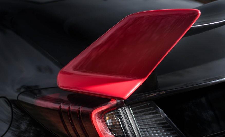 Foto de Honda Civic Type R Black Edition (6/6)