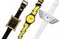 Jeremy Scott sigue haciendo de las suyas, también con los relojes