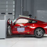 Ford Mustang, Dodge Challenger y Chevrolet Camaro frente a los temidos crash test