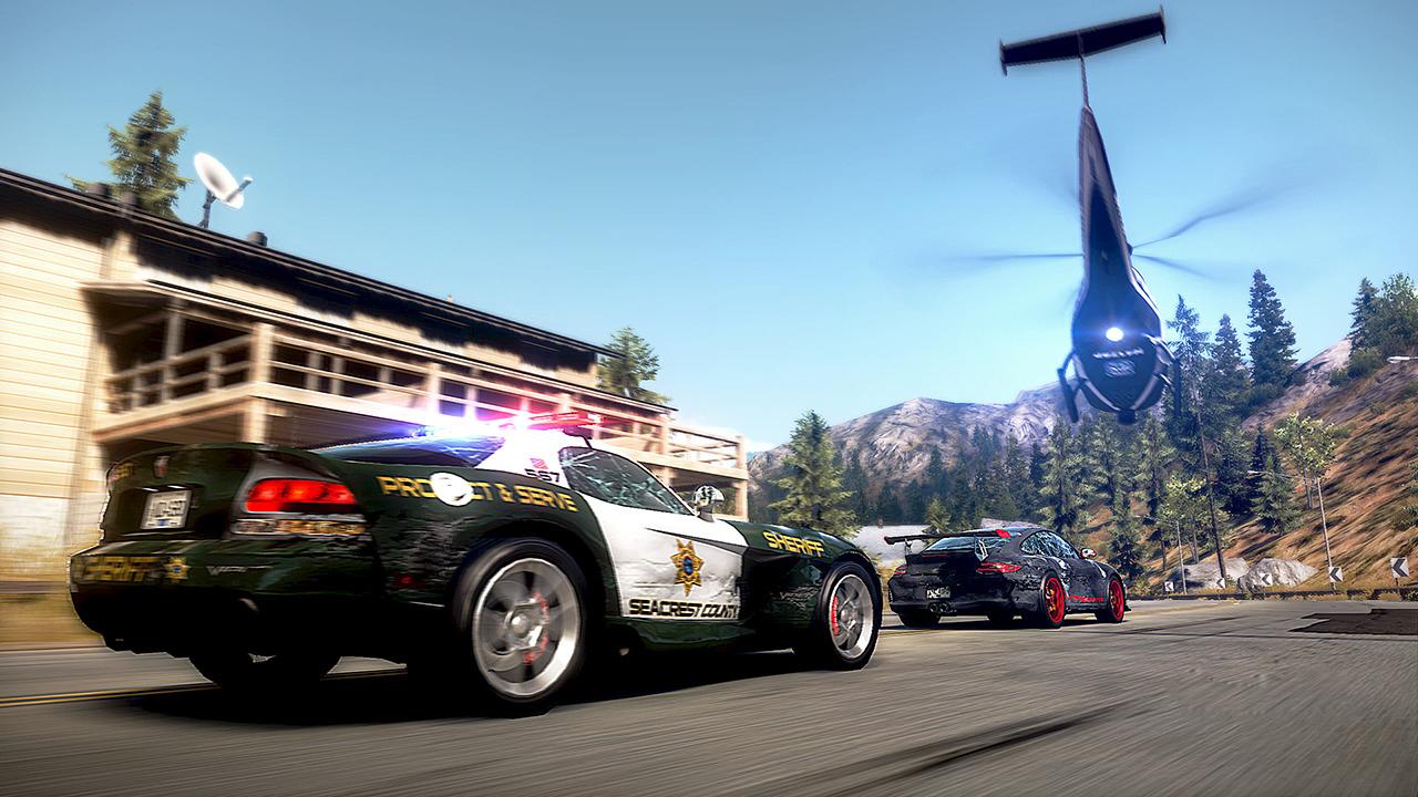 Foto de Need For Speed: Hot Pursuit 2010 (4/5)