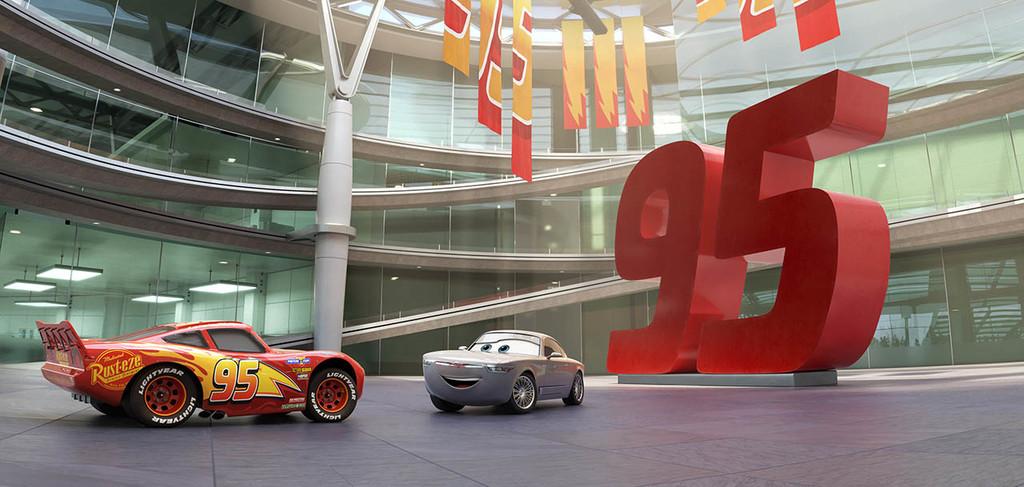 Escena Cars 3