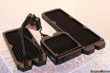 Fractal Design se lanza a enfriamiento líquido con sistemas AIO Kelvin Series