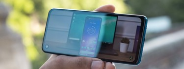 "Motorola One Vision, analysis: the proposal from Motorola to reign in the mid-range has a ""panel of cinema"""