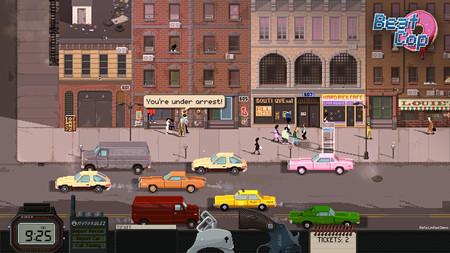 [Actualizado] 'Beat Cop' llega a Android: ya está disponible el juego que nos traslada a los 80 en la piel de un policía