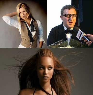 Alber Elbaz, Kate Moss y Tyra Banks, los más influyentes