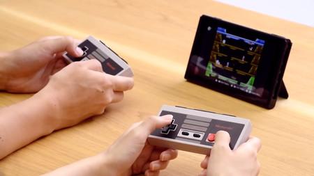 Los mandos de NES para Switch no se pueden usar en portátil y sólo  son compatibles con los juegos clásicos