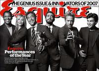Javier Bardem entre los actores del año de Esquire