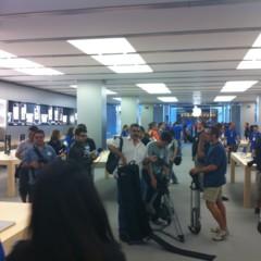 Foto 23 de 93 de la galería inauguracion-apple-store-la-maquinista en Applesfera