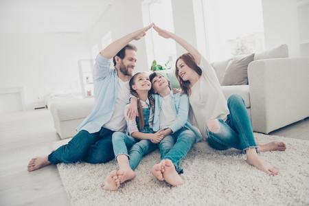 11 consejos para introducir la calma en nuestro hogar y favorecer un entorno positivo para el desarrollo de nuestros hijos