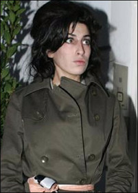 Amy Winehouse, bajo fianza