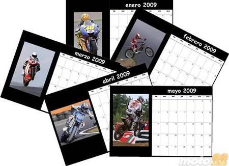 Calendario de competiciones, 10 al 12 de abril de 2009