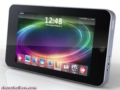 """Sungworld X86, un MID de 7 pulgadas con Android al """"estilo Apple"""""""
