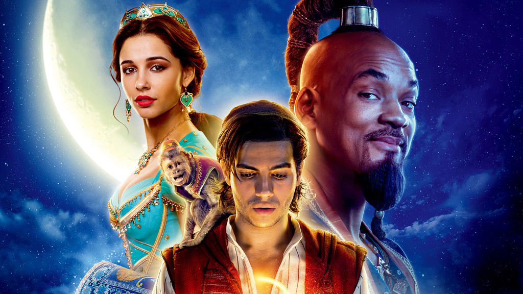 Where is Guy Ritchie? 'Aladdin' reaffirms to Disney as an industry sterile production chain