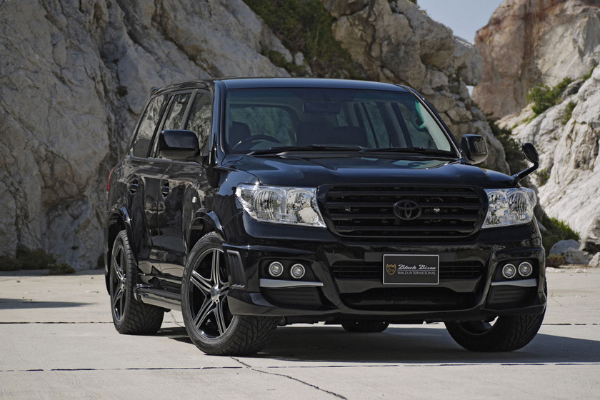 Foto de Toyota Land Cruiser Black Bison (5/23)