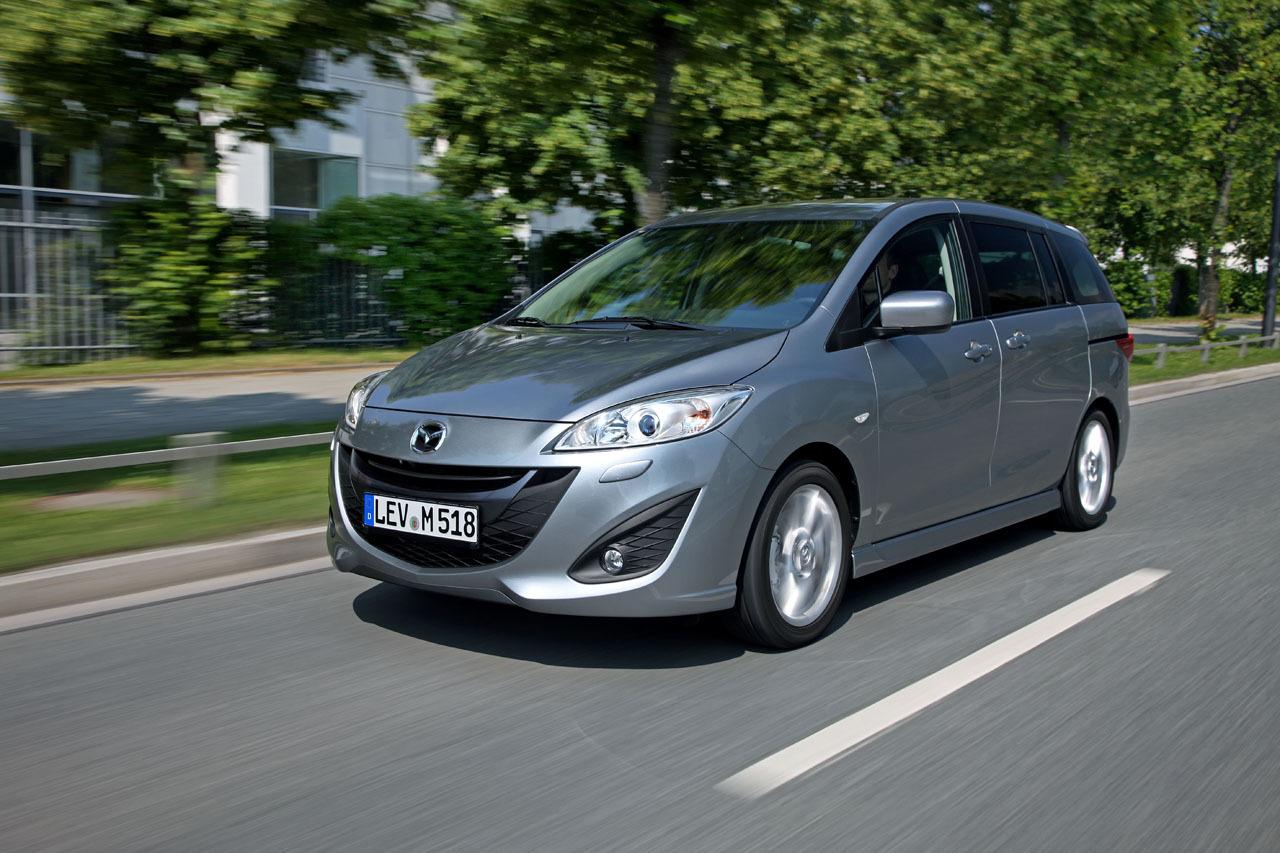 Foto de Mazda5 2010 (32/121)