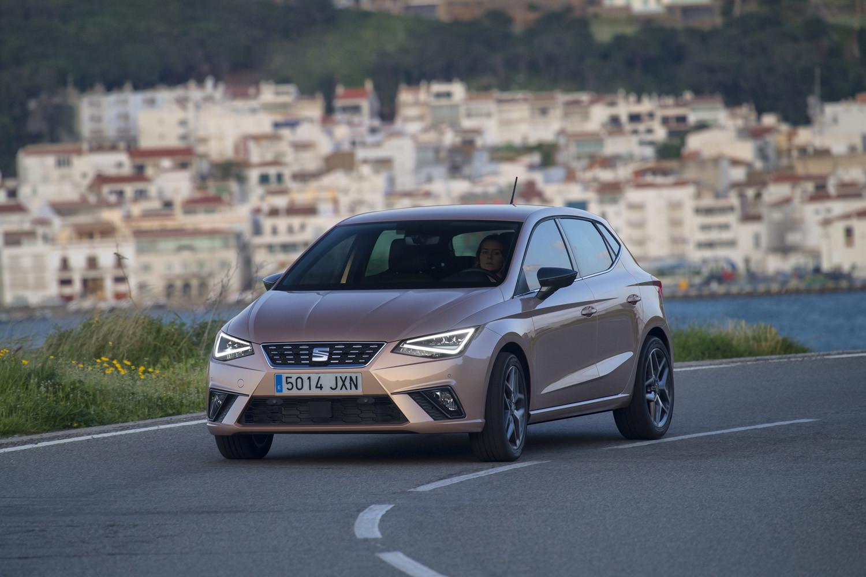 Foto de SEAT Ibiza (comparativa) (31/33)