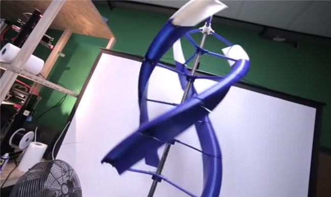 AirEnergy, energía eólica doméstica gracias a la impresión 3D