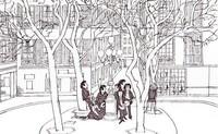 'París trazo a trazo', un recorrido gráfico por la ciudad de la luz