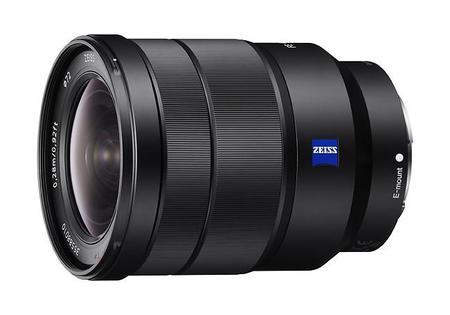 Vario-Tessar T* FE 16-35mm F4 ZA OSS: Nuevo gran angular Full Frame de Sony