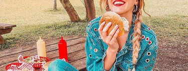 Hamburguesa con aguacate, berenjena o calabacín: variantes originales que son una auténtica fantasía gourmet