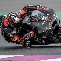 ¡Casi 343 km/h! Danilo Petrucci vuela en Losail con la Desmosedici GP18