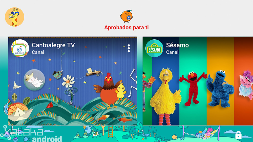 YouTube Kids for Android: how to pass the videos that your children can see the mobile or tablet