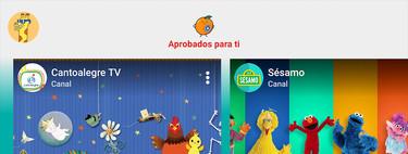 YouTube Kids para Android: cómo aprobar los vídeos que tus hijos pueden ver el móvil o tablet