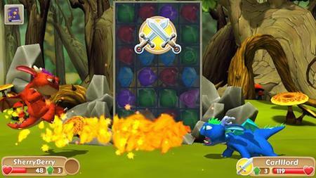 """""""My Dragoni"""": una divertida aplicación con la que cuidar dragones y superar retos"""
