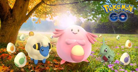 Pokémon GO celebrará el equinoccio con un nuevo evento con huevos especiales y nuevas cajas de objetos