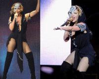 El look de Kylie Minogue en el concierto de Madrid