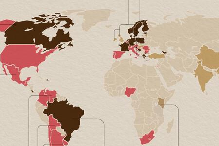 Café, té o Coca-Cola: cuál es el consumo de cafeína más popular en los principales países del mundo